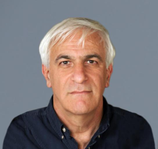 Ehud Razin<br>Programme Leader<br>MMID2