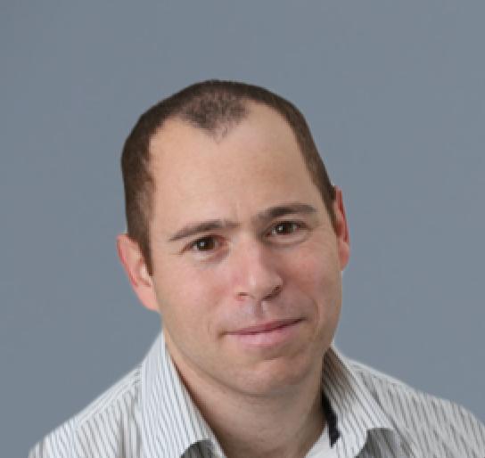 Lioz Etgar<br>Principal Investigator<br>NEW-CREATE