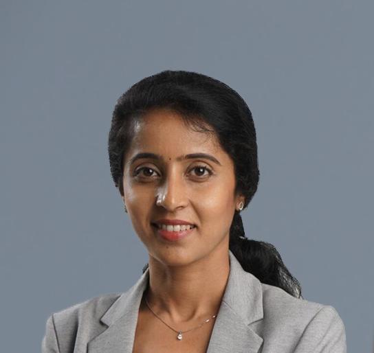 Madhavi Srinivasan<br>Principal Investigator<br>NEW-CREATE