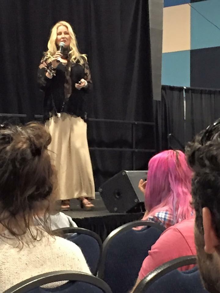 Speaking at Halifax Veg Fest
