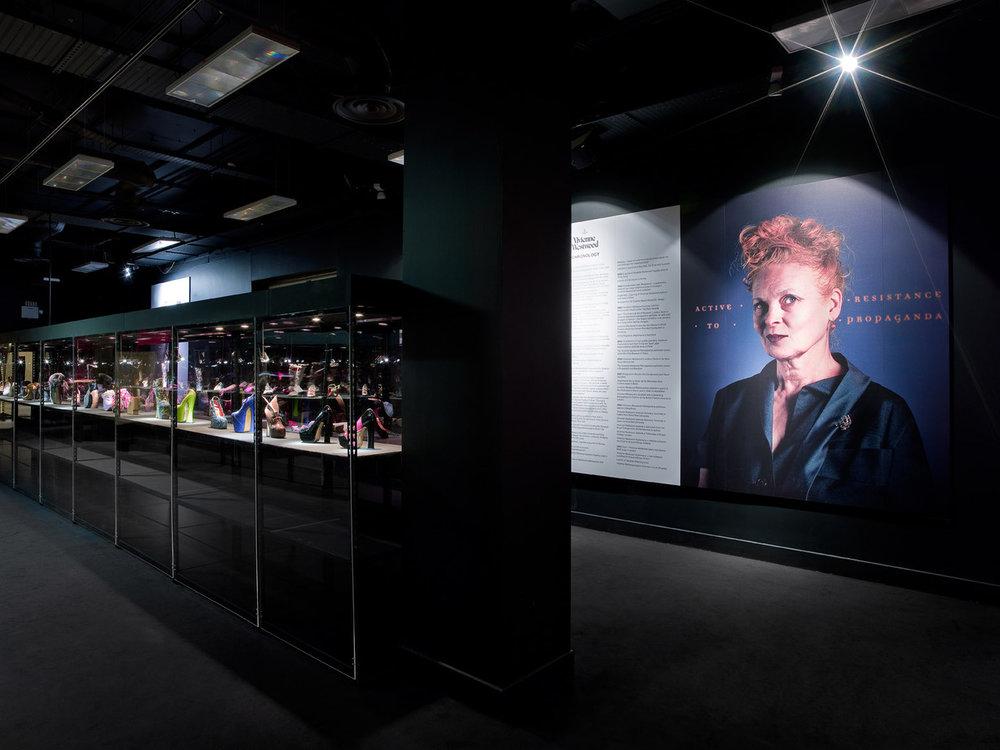 Vivienne Westwood Shoe Exhibition
