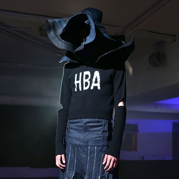 Hood By Air Skate Park and Fashion Show