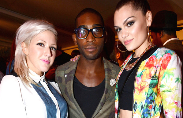 Disturbing London Launch Tinie Tempah, Ellie Goulding, Jessie J