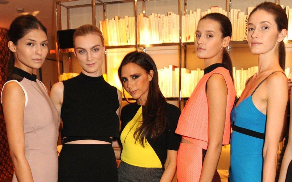 Victoria Beckham Pre Collection Fashion Show