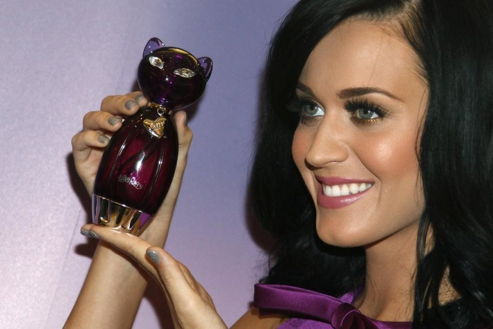 Purr Fragrance Launch With Katy Perry