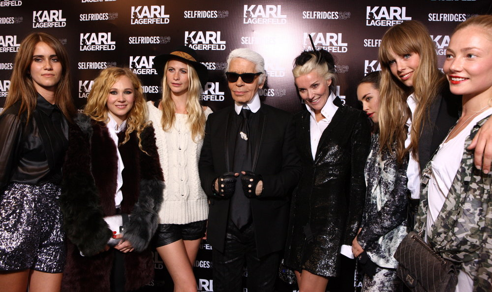 Karl By Karl Lagerfeld Exclusive Launch Party