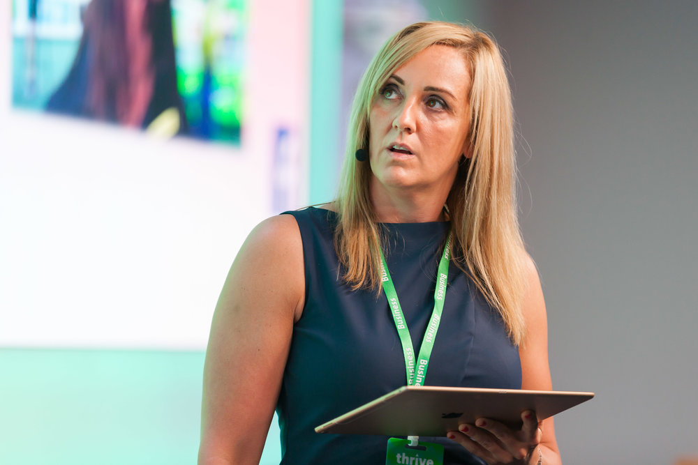 THRIVE - TRACEY NEVILLE MBE