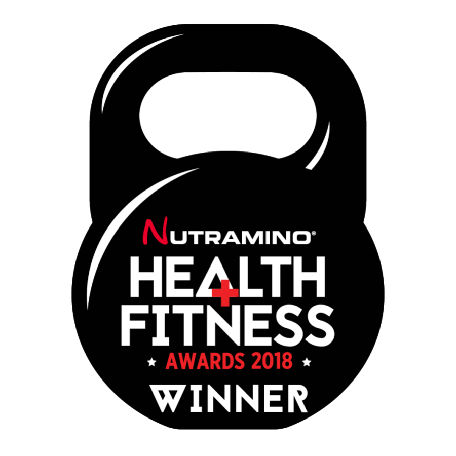 Alan Dunne freelance personal trainer of the year.