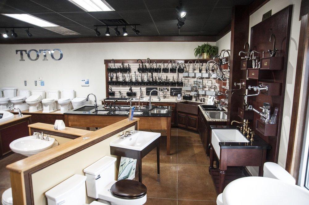 Welcome To Our Showroom GLS Supply - Bathroom showrooms birmingham al