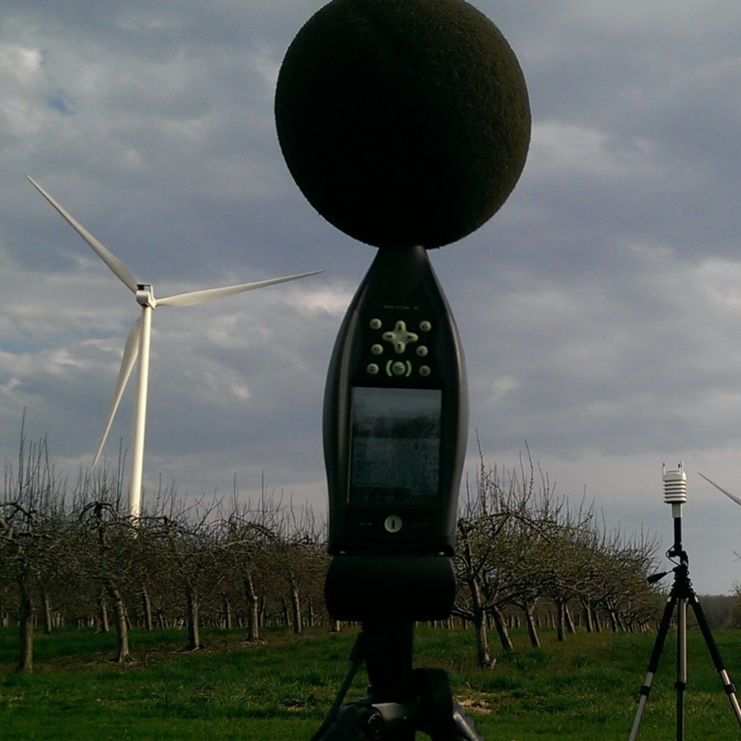 Wind Turbine Sound -