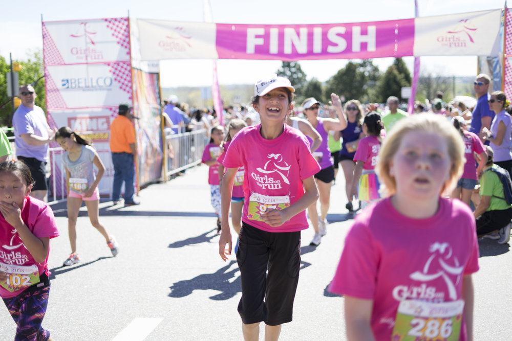 """""""The team at Done and Done truly gets it done from start to finish. Every detail is thoroughly thought out and planned for, ensuring a successful event."""" - Lisa Johnson, Girls on the Run of the Rockies"""