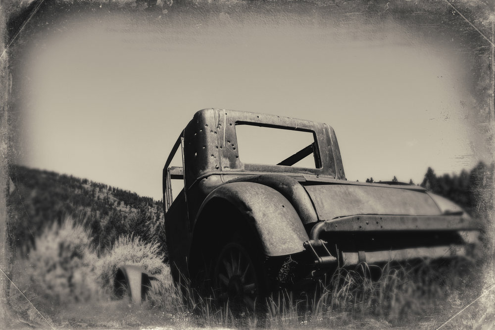 Old vehicles — Rocky Mt Photography