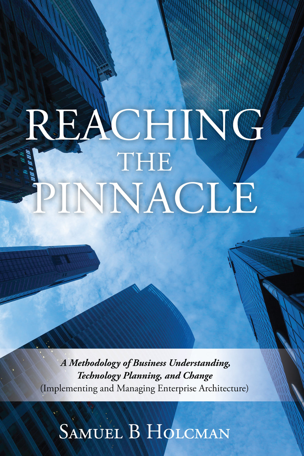 Reaching the Pinnacle Frontcover