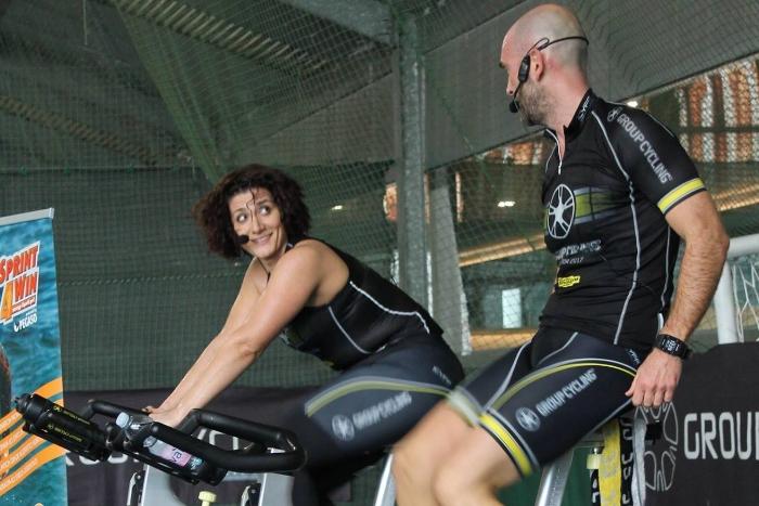 GROUP CYCLING - Programma di allenamento di Spinning, perfezionato sotto molti aspetti per renderlo più idoneo a sportivi e non, di qualsiasi livello. Metodologia di insegnamento capace di coniugare allenamento, divertimento e sicurezza per un completo benessere psicofisico.