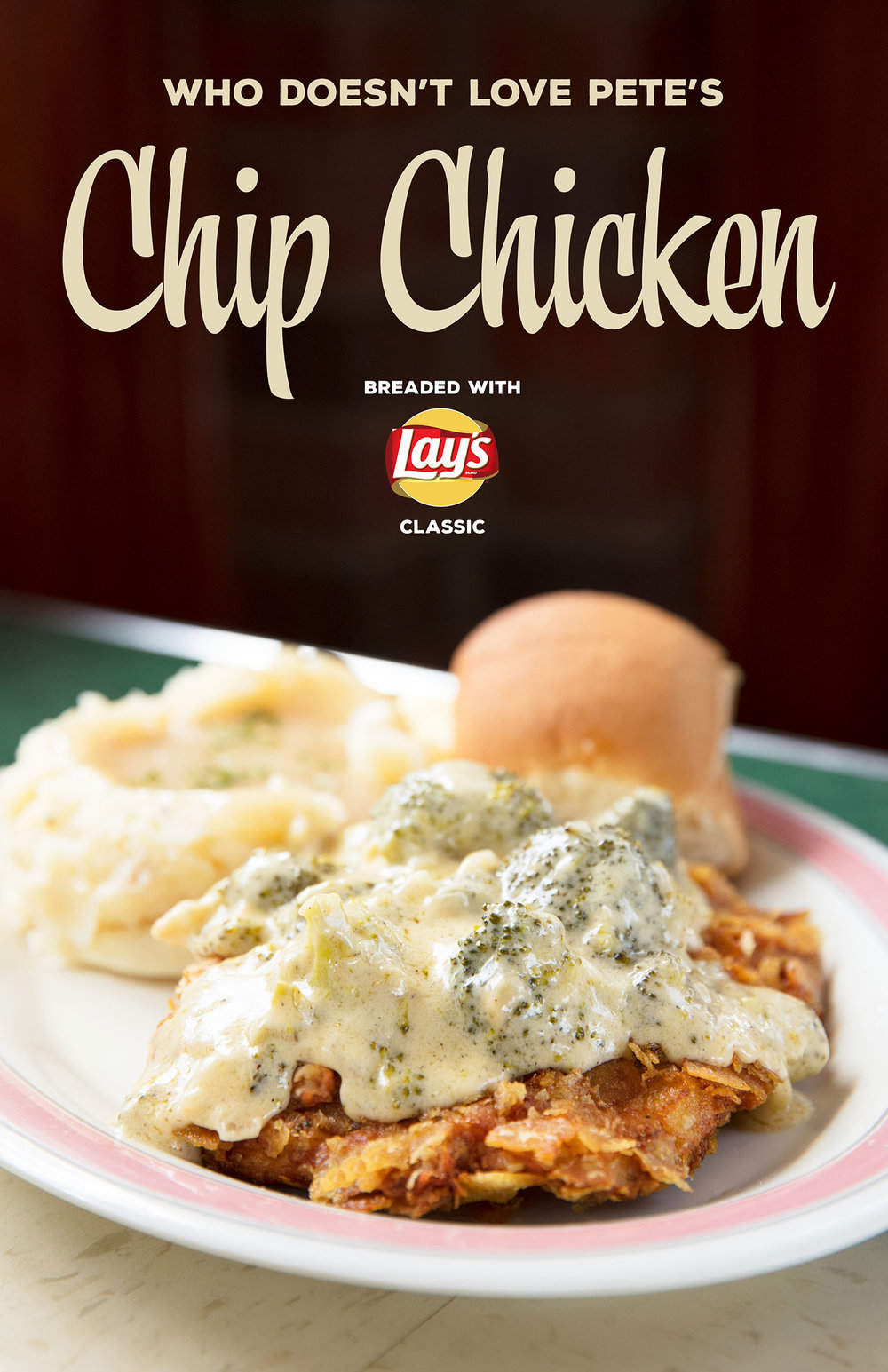 Pete & Shorty's Chip Chicken