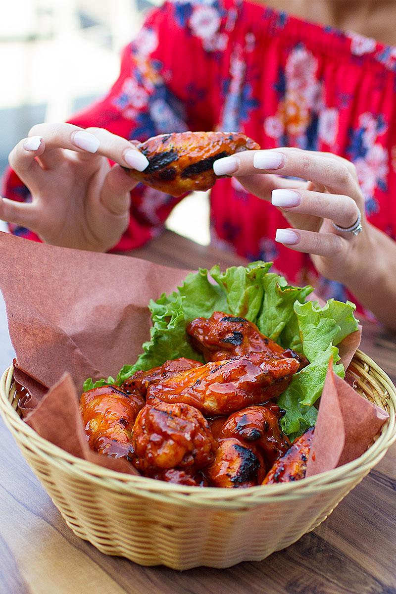 Adobe Gilas Chicken Wings
