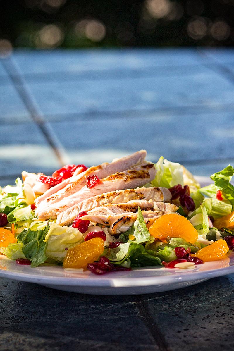 Pete & Shorty's Chicken Mandarin Salad LTO