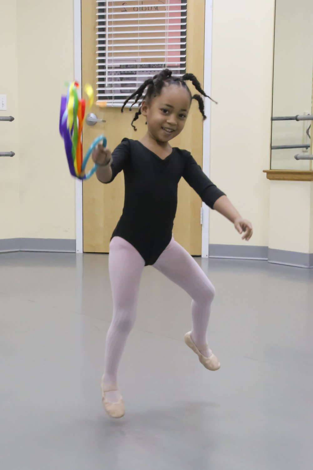PreschooL combo: 3-4 years  Introduction to Classical Ballet and Tap. Each subject is geared towards building a solid dance foundation. Explore dance and music in a fun atmosphere.  See class schedule...