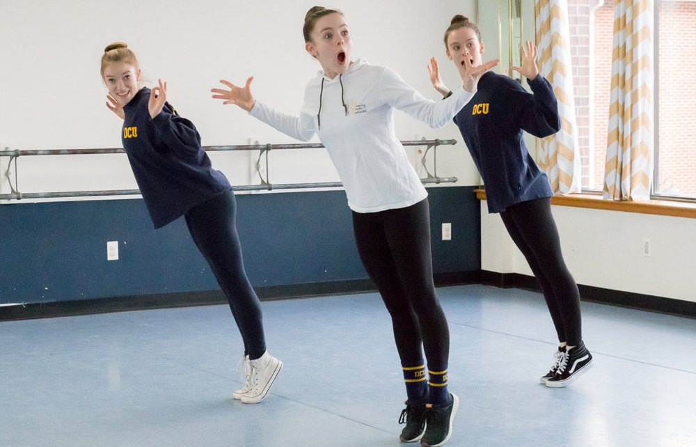Hip Hop: Advanced  Designed to introduce Hip Hop culture through the elements of dance, this class challenges dancers with dynamic movement and challenging combinations.  See the class schedule...