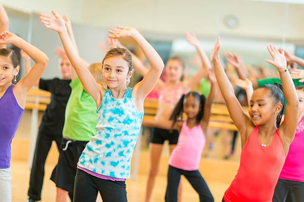 Funky Fit Kids  Incorporating a variety of funky dance moves to get your body moving! Ages 6-8.  See the class schedule...