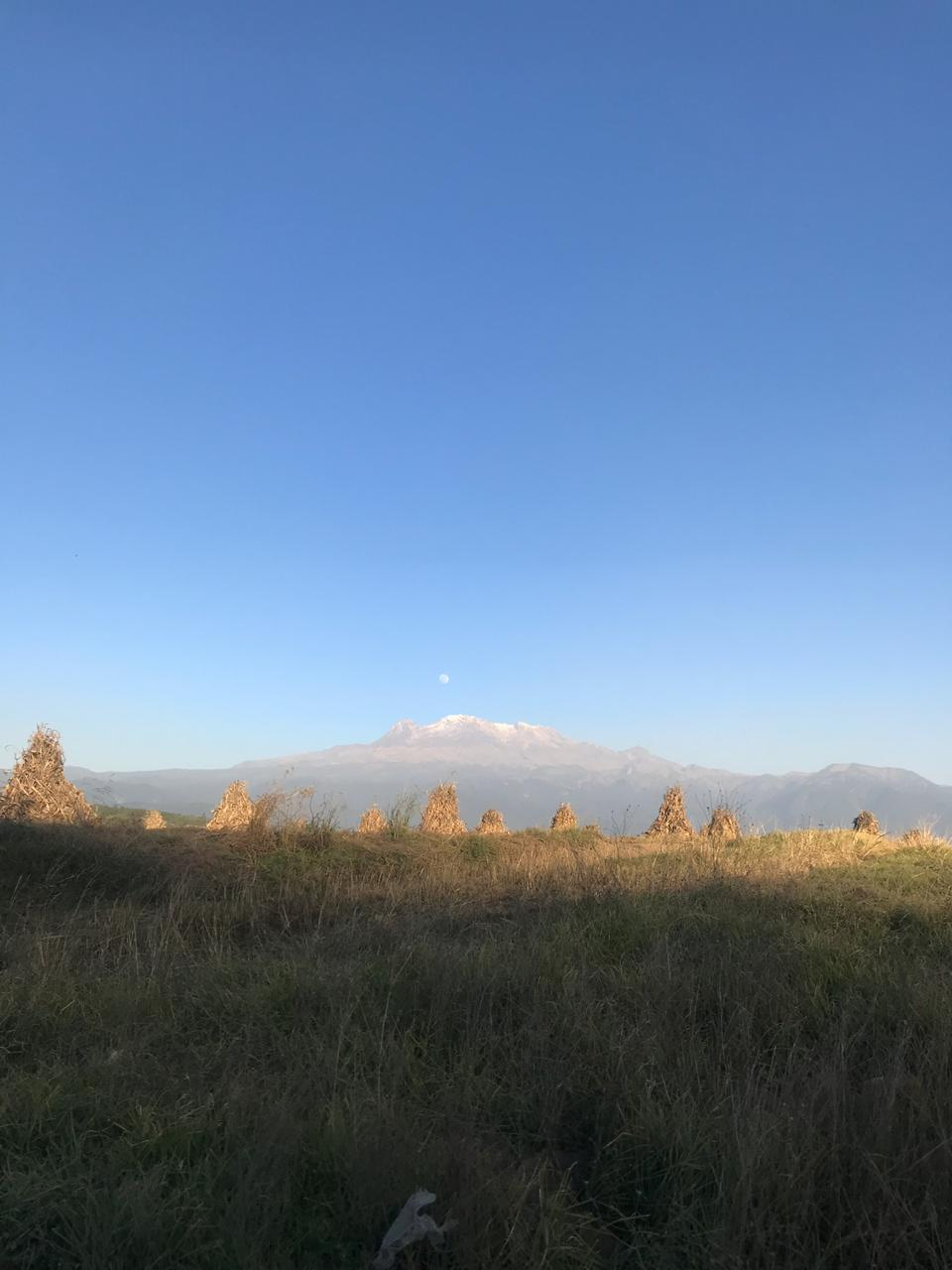 Ayapango, Estado de México.. 2019
