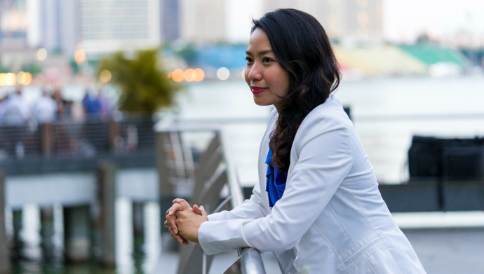 H.E.R Entrepreneur Managing Director Reene Tan