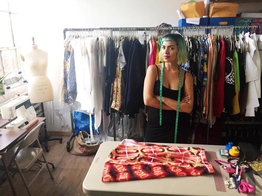 d0e06d19336 Rebecca Rivera  Sustainable Maker + Designer- Make Muse