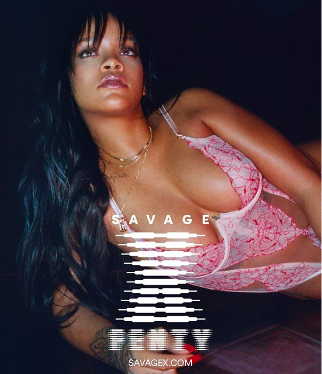Rihanna's New Lingerie Line Allows Women of All Sizes to Feel Sexy  - Fans are more than prepared to drop their paychecks on Rihanna's new Savage X Fenty lingerie line. With sizes larger than Victoria's Secret or Journelle, consumers are predicting this drop to be a historic moment in size inclusivity in the fashion industry. After dropping her Fenty Foundation line last fall, Rihanna broke records bringing in revenue from black consumers- Will she break records again this May?