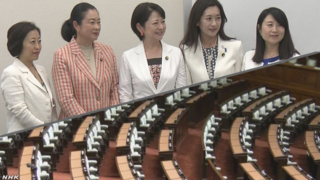 New Japanese Law Aims to Increase Gender Parity in Government - A new Japanese law aims to close the gap between male and female political candidates, prompting political parties to aim for gender parity in candidates for both local and national elections. Currently, only 10% of the Lower House legislators are women, making Japan 158 out of 193 countries regarding female representation in parliament. Such representation is important because women prioritize issues like gender equality and family affairs, which are often dismissed by male legislators.