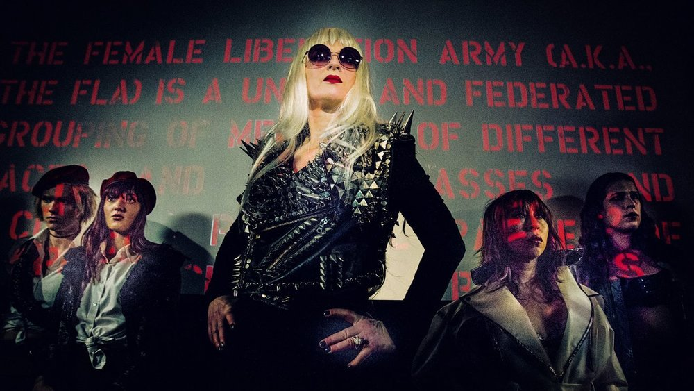The Misandrists, Bruce La Bruce's Newest Film, Presents Feminism as We've Never Seen It - Bruce La Bruce, founder of the Queercore Movement, has created a film focused on