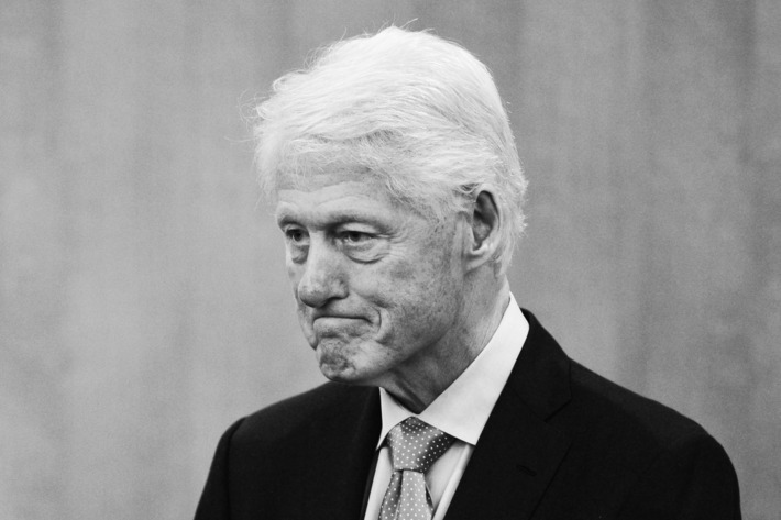 Bill Clinton Gets Defensive When Asked to Reckon With His Actions in Light of the #MeToo Movemen   - When former President Bill Clinton was asked how his relationship with Monica Lewinsky has impacted conversations around sexual harassment, particularly power imbalances and disproportionate blame placed upon women, he responded defensively. He used the fact that he paid a monetary debt, implemented sexual-harassment policy as governor, and appointed women to positions of power as defense of his feminist credentials. However, Bill Clinton's inappropriate behavior has faced legitimate scrutiny because it occurred after cultural perceptions and laws surrounding sexual harassment had changed. Due to power imbalances, women in government or business are left dependent on men and asked much more frequently to police and react to their bad behavior.