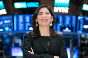 New York Stock Exchange's First Female President: Stacey Cunnigham  - Stacey Cunningham, previous COO for the New York Stock Exchange Group, makes history as the first female president since the group's conception in 1792. While she doesn't claim gender as a challenging factor in her own experience rising up in the male-dominated field of finance, Cunningham wants to focus on building a well-balanced and diverse team in her new position.