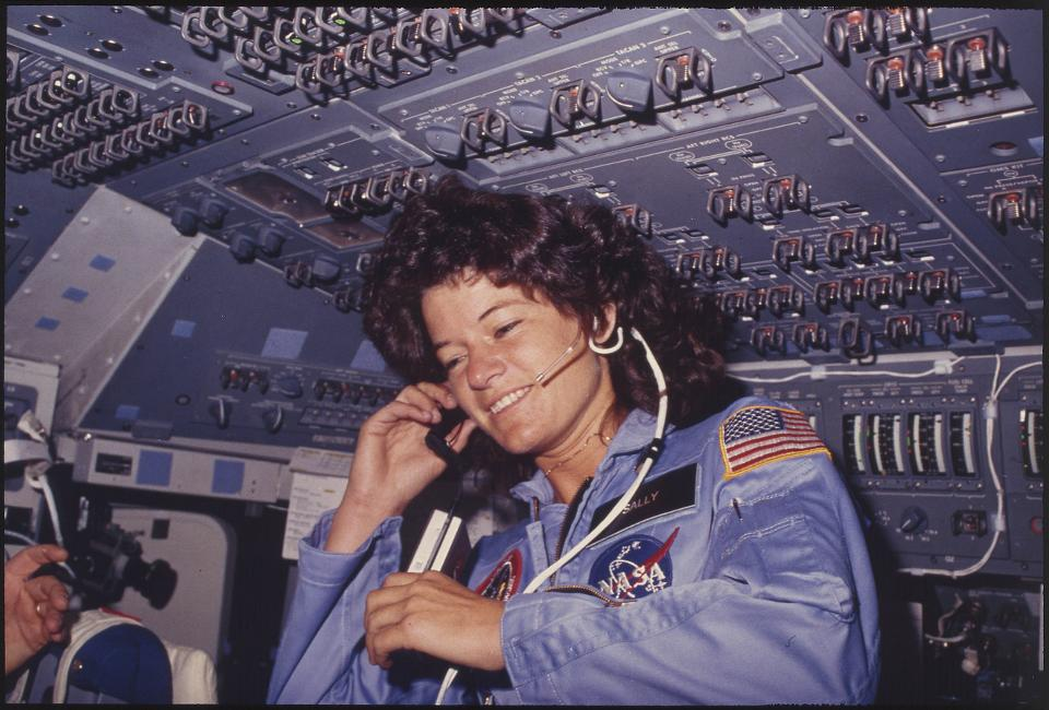 STEM Entrepreneur: Sally Ride - Thirty-five years ago Dr. Sally Ride became the first American woman to go to space on the Challenger space shuttle. Early on, Ride noticed that young girls and women tend to stray away from the STEM fields, and she became committed to address this fact by starting a business, Sally Ride Science, Inc. From writing children's science books and working closely with NASA on the EarthKAM project, which enabled children to learn about space directly from a camera on the space shuttle, Ride inspired young people, and particularly young women, to take a profound interest in STEM.