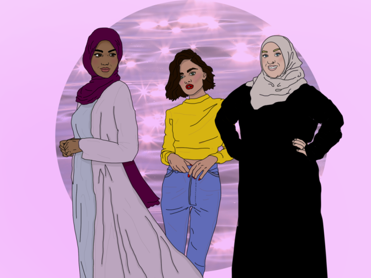 "Hoejabi: Rejecting Prescribed Boundaries of Sexuality   - Hoejabi, the mashup of the words ""hoe"" and ""hijabi,"" is primarily used derogatorily to refer to a Muslim woman who wears a hijab but defies the Islamic rules of etiquette and behavior. While the word is used as a slur, or to some a ""joke,"" a young Muslim woman, in an opinion piece for the New York Times, explains how the word can be used as a ""positive self-identifying term for women who want to challenge that notion."" However, some believe that the slut-shaming nature of the word needs to be address internally while others argue that, given such a platform, the author should have highlighted positive aspects of the Islamic community that are so rarely presented. As of now, the consensus is to refrain from using the word."