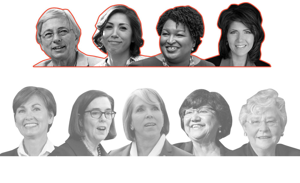 The Women Who Could Shatter Ceilings in Governors' Races This Year.jpg