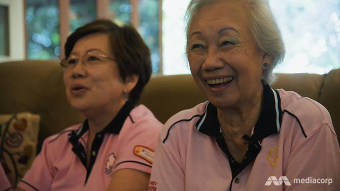 Girl Guides forever- A sisterhood that's lasted over 50 years Read more at https-::www.channelnewsasia.com:news:cnainsider:sisterhood-friends-guiding-legacy-trefoil-girl-guides-singapore-10590188.jpg