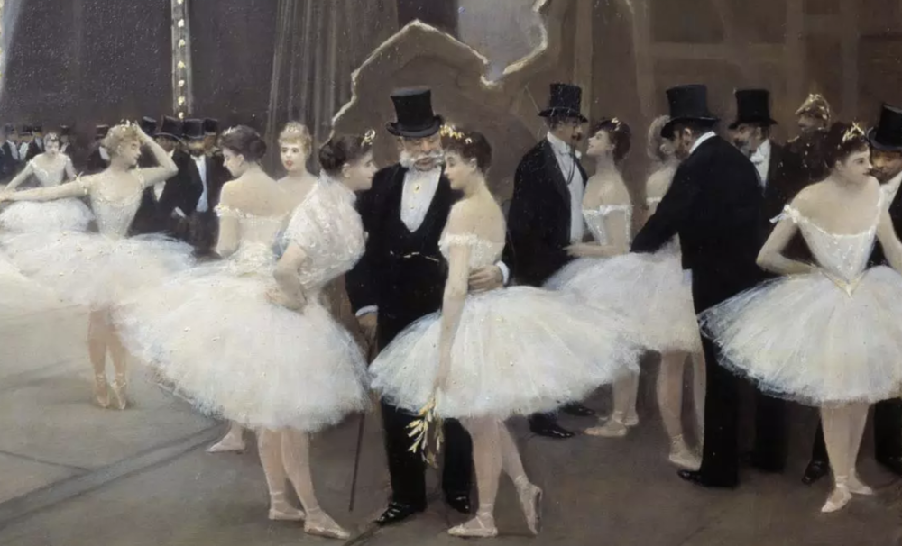 Ballet In The 19th Century From Ballet To Brothel