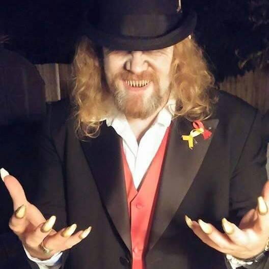 Nosferatu Elder, Severin Vilain