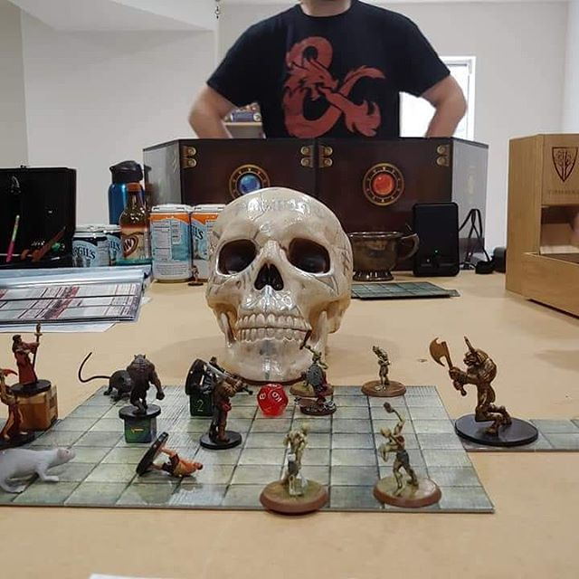 Great game of Dragonlance today! #dungeonsanddragons #roleplaying #rpgs #dragonlance