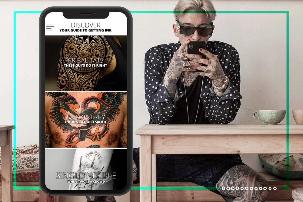 DISCOVER STYLES - Popular tattoo styles explained. Get some inspiration for your next tattoo.