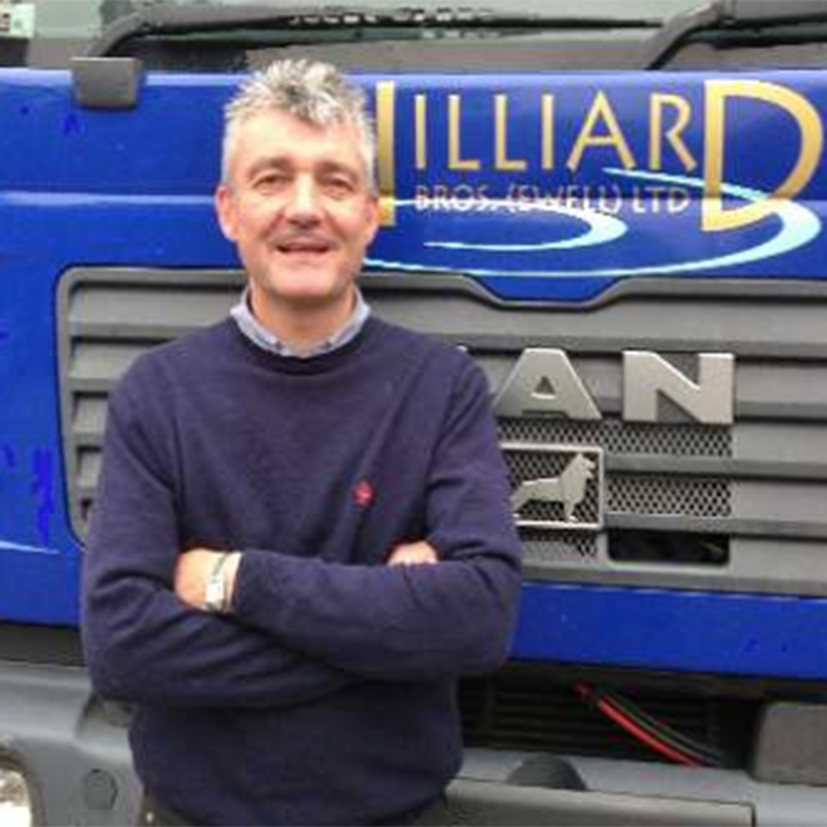 Jamie Hulse will never be forgotten. He launched and grew Hilliards before his death in a tragic accident. His work history must end here, but not the legacy of his ambitions, drive and professionalism that he instilled throughout Hilliards. -