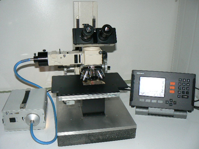Measurement System - Olympus Optics