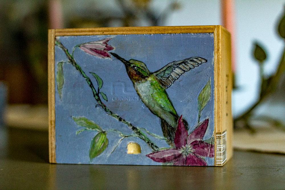 Bird Boxes -