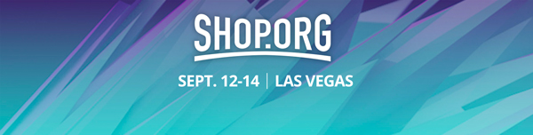 Shop.org September 12-14 in Las Vegas, Nevada