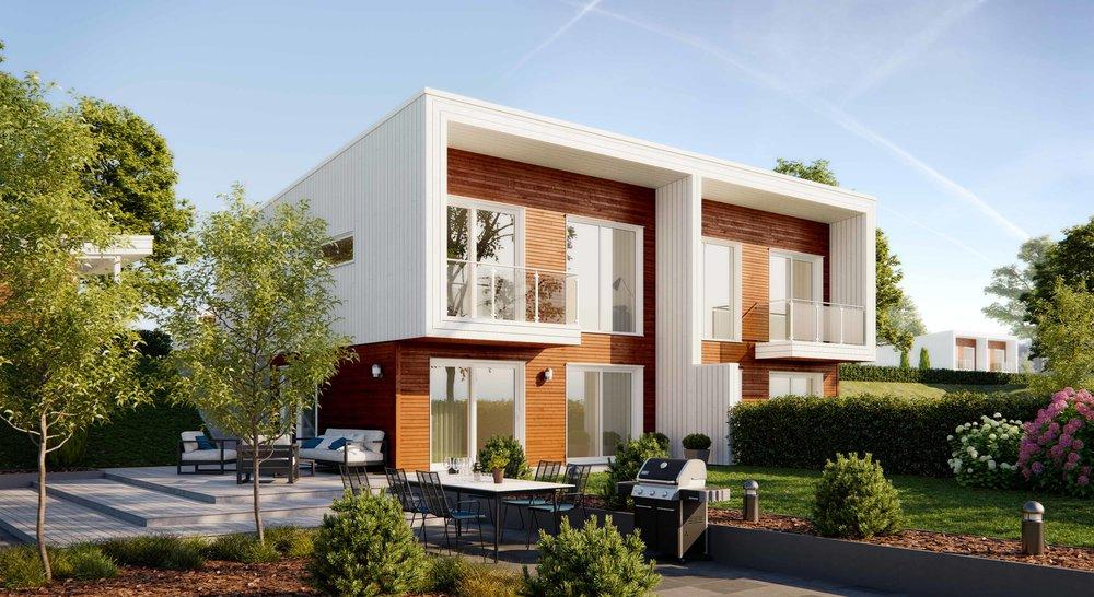 SIGNATUR 300  - TOMANNSBOLIG BRA 125 m²   Soverom 3