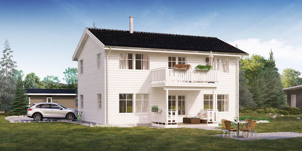 SILJE   BRA 145 m² | Soverom 4