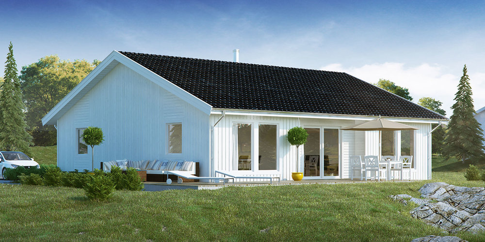 SIV  BRA 119 m² | Soverom 3