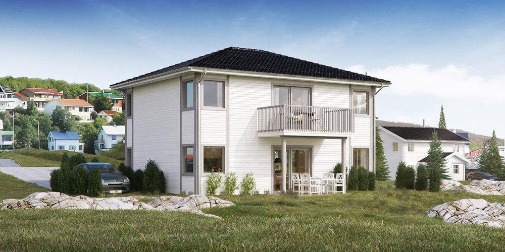 STINE  BRA 144 m²   Soverom 3