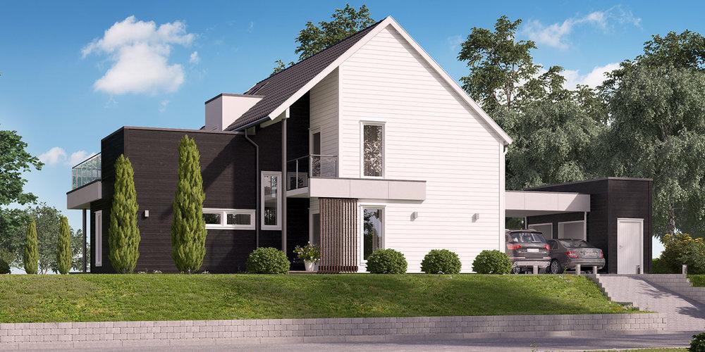MADELEN  BRA 191 m²   Soverom 4