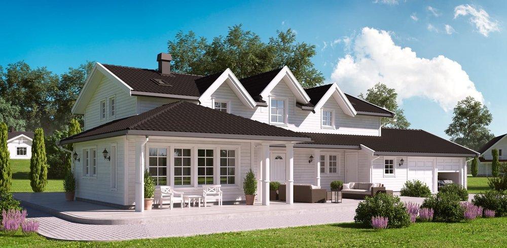 KONGSGÅRD  BRA 315 m²   Soverom 5